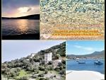 izmir yenifoça sazlıca eminkent satılık denize 1250 mt.deniz manzaralı