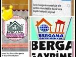 İzmir bergam çamtepe de satılık çiftlik olmaya müsait asfalta 0 tarla