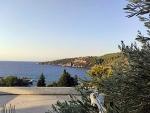 İzmir dikili çandarlı tunçcan sitesinde satılk deniz manzaralı arsa