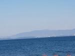 İzmir dikili çandarlı  girişi satılık denize yakın deniz manzaralı